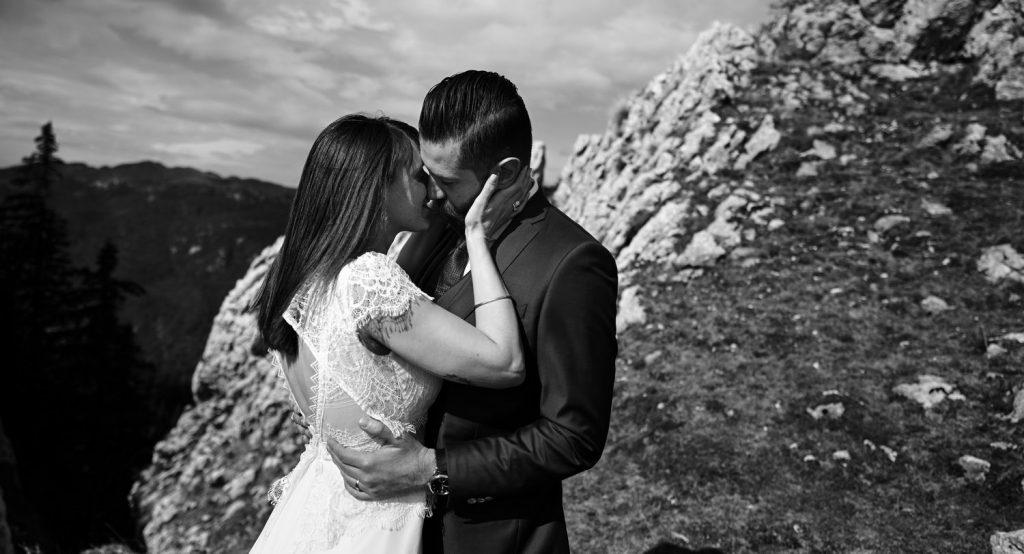 Idée (1/5) de pose pour séance photo de couple (Sébastien Roignant)